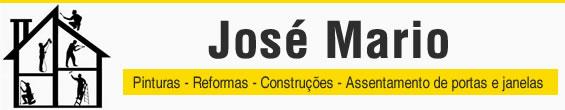 José Mario Serviços de Pinturas, Reformas, Construções e assentamentos de portas e janelas
