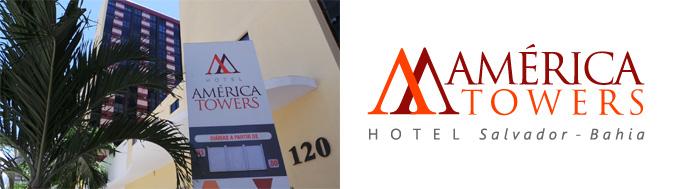 Hotel América Towers Salvador