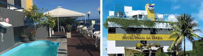 Hotel Praia da Sereia Salvador BA