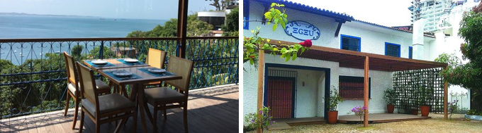 Restaurante Egeu Salvador Fotos