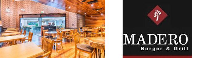 Restaurante Madero Salvador