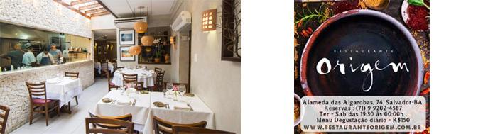 Restaurante Origem Salvador