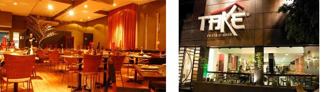 Restaurante Takê Salvador