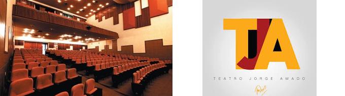 Teatro Jorge Amado Salvador BA