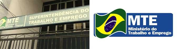 Ministério do Trabalho Salvador