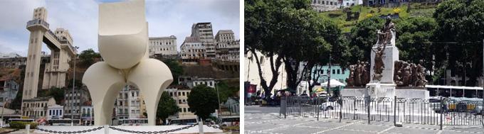 Praça Cairu Salvador