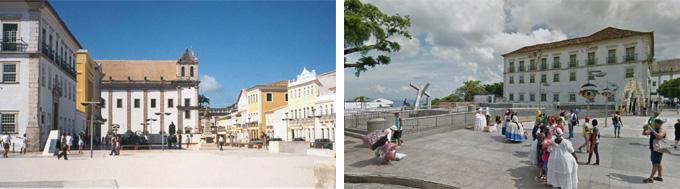 Praça da Sé Salvador