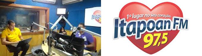 Rádio Itapoan FM Salvador