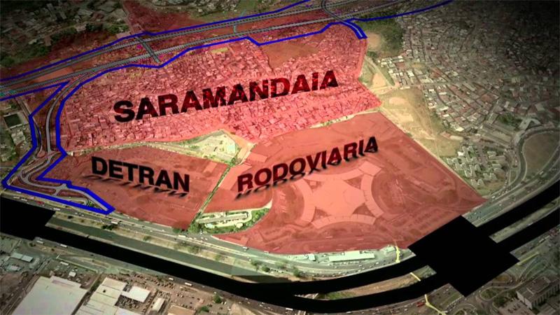 Bairro Saramandaia Salvador