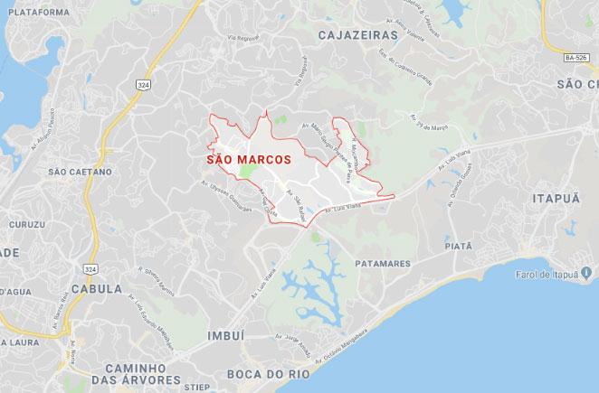 São Marcos Salvador
